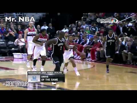 Bradley Beal Washington Wizards Highlights-2013/14 Season