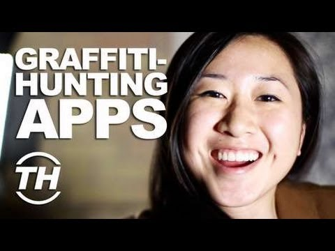 Graffiti-Hunting Apps - Trend Hunter Vivian Lau Reveals Art Apps That Showcase Public Work