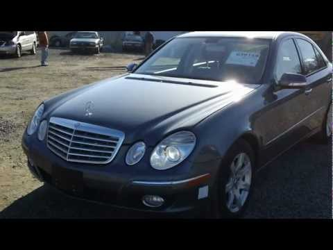 Mercedes e320 bluetec om642 oil change how to make do for Mercedes benz e350 oil change