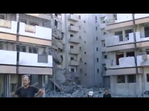Libya :  NATO Bombed Civilians Homes