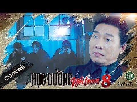 PHIM CẤP 3 - Phần 8 : Trailer 03   Phim Học Sinh Giang Hồ 2018   Ginô Tống, Kim Chi, Lục Anh