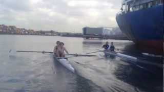 2012 MUBC Youth Mens Pairs Training