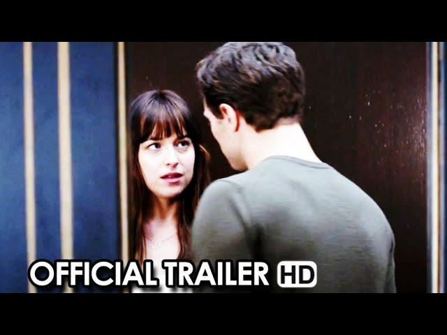 Fifty Shades Of Grey New Blu-ray, DVD, Digital HD Trailer (2015) - Jamie Dornan, Dakota Johnson HD