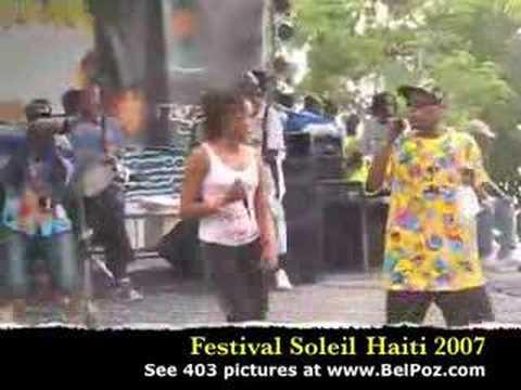 Raram Haiti Festival Soleil 2007