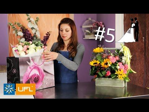 Как выбрать букет 💐 если вы идете на свадьбу? 💍 Советы от U-F-L.net