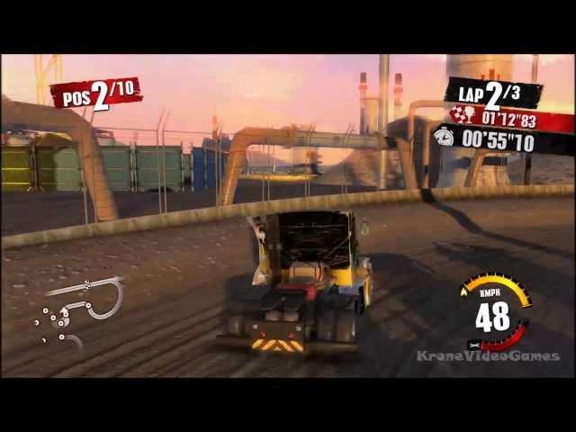 Руководство запуска: Truck Racer по сети
