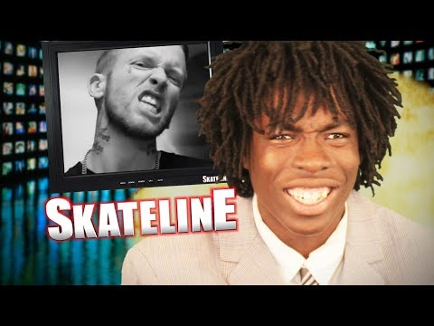 SKATELINE - Mark Suciu, Jereme Rogers, Daewon Song, Davis Torgerson and more..