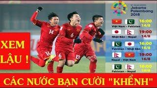 Thể diện Quốc gia Việt Nam ở ASIAD 2018 bị các nước bạn cười khểnh   Tâm thư của NHM - News Tube