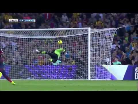 Alexis Sanchez (Barcelona) - Golazo a Real Madrid HD