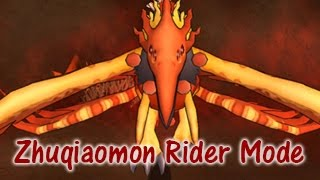 Kascayyde viyoutube unlocking zhuqiaomons rider mode will of flames digimon masters online negle Images