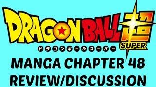 MORO'S WISH! FULL POWER MORO IS BORN! Dragon Ball Super Manga Chapter 48
