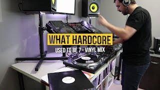 DJ Cotts - What Happy Hardcore Used To Be 7 (Vinyl Mix)