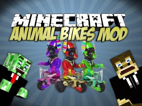 [1.6.2] Animal Bikes Mod Spotlight