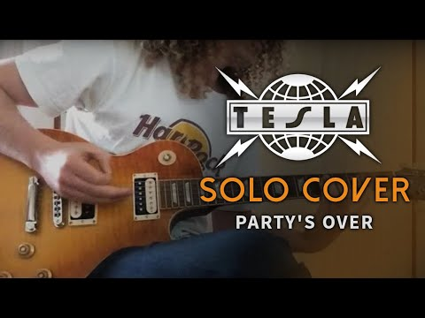 Tesla - Partys Over
