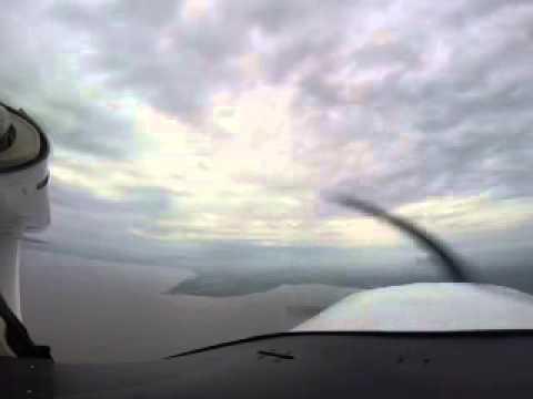 Volando sobre chapala