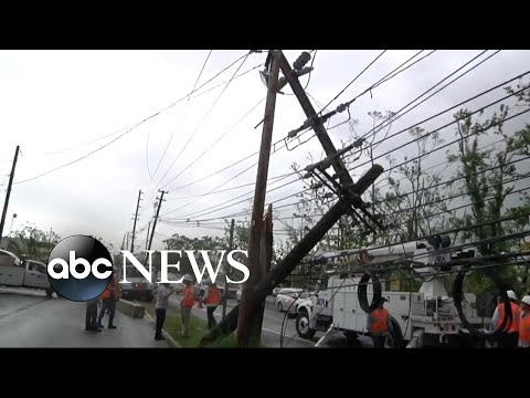 Tiny Montana company gets contract to repair Puerto Rico's power system