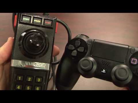 Classic Game Room - PLAYSTATION 4 DUALSHOCK 4 controller review