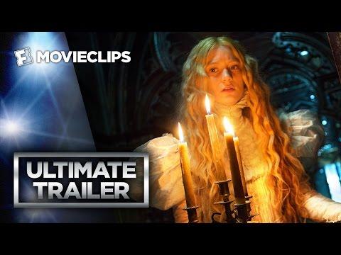 Crimson Peak Ultimate Gothic Horror Trailer (2015) - Mia Wasikowska Horror Movie HD