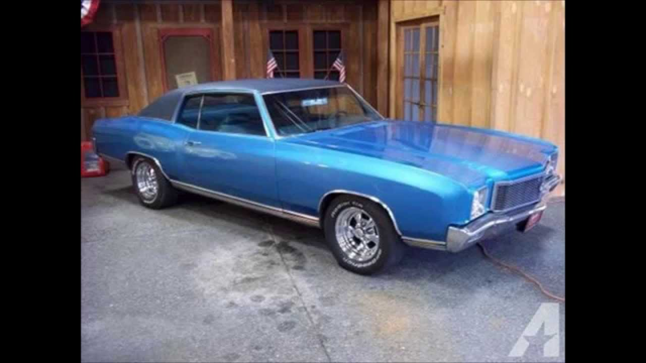 1970 1972 Chevy Monte Carlo Tribute Youtube