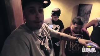Nicky Jam y Poeta Callejero IMPROVISANDO 2014