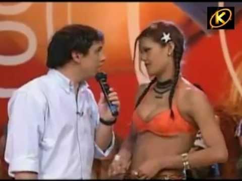 MEKANO 2003 DESFILE RUTH GAMARRA MEGA