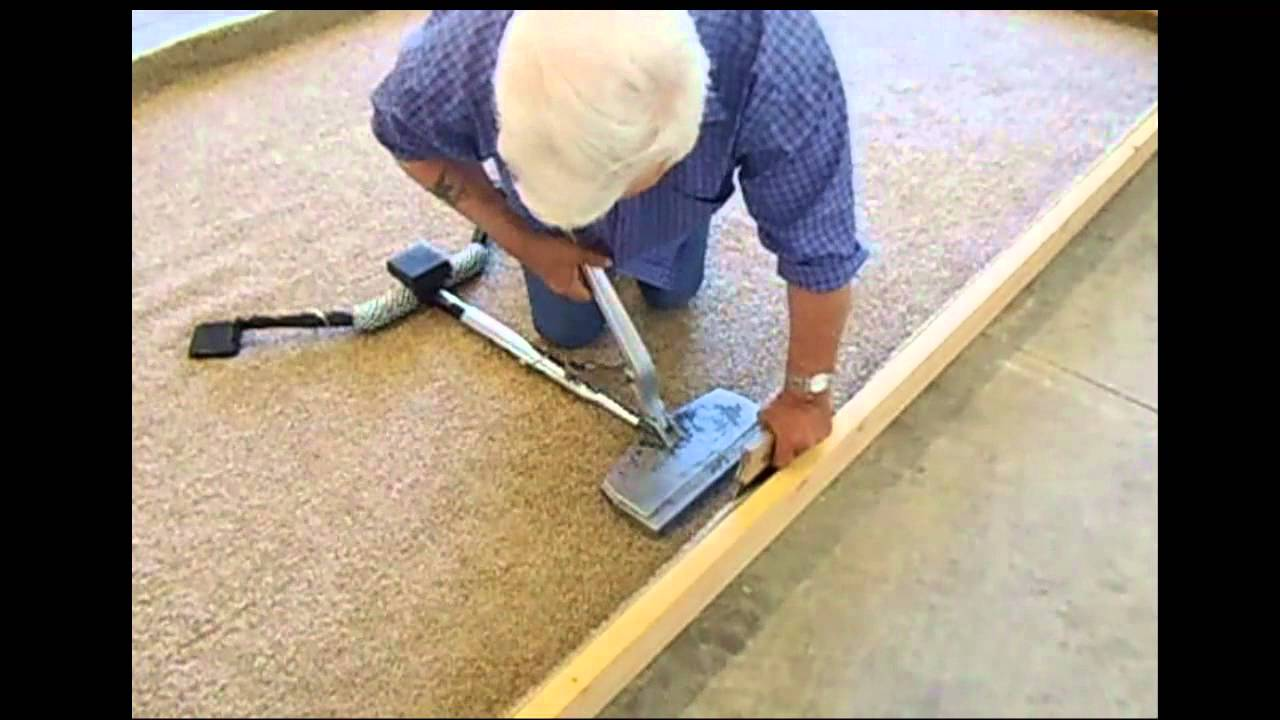 Carpet Frog The Kickless Stretcher Youtube