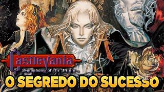 O Segredo do Sucesso de Castlevania Symphony of the Night