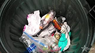Đời Sống ở Mỹ: Đi lượm rác trúng mánh được Mát Xa cổ và vai thiễt đã luôn
