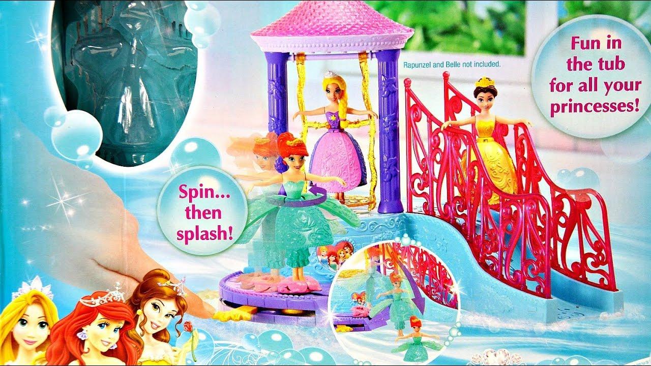Princess Water Palace Bath