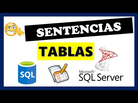 Insertar, Modificar y Eliminar registros de una tabla en Sql Server