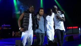 P Square, Mike Ezuronye and Adebayor @ HMV APOLLO 26/08/12