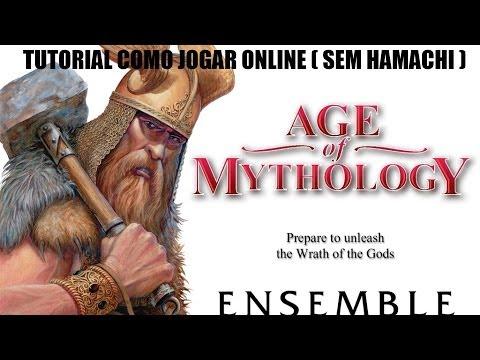Como Jogar Age of Mythology Online (SEM HAMACHI)