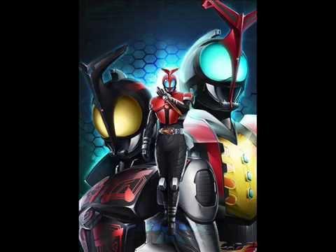 kamen rider kabuto-full force female voice version
