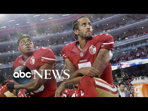 Kaepernick fires back at Jay-Z after NFL deal l ABC News