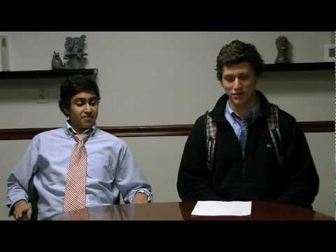 Severn Anchor News FEATURING ALEX AND KRISHAN