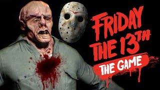 Friday The 13th: The Game - HOW TO KILL JASON!