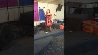 Kaytee Giving myself Cover Jennifer Hudson