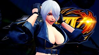 The King of Fighters XIV All Characters & Boss Climax Super Special Moves (All HD) - KOF XIV