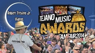 Conjunto Romo at The Fan Fair 2014