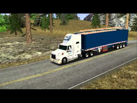 international 9400i jaula 18 wos haulin proximamente en descargas