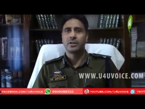 LeT militant Module Busted in Sopore