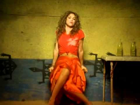 Shakira   Hips Don39t Lie ft
