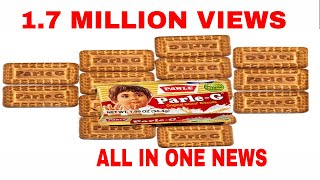How it's made:  PARLE-G cookies  in indian food factory. Hindi