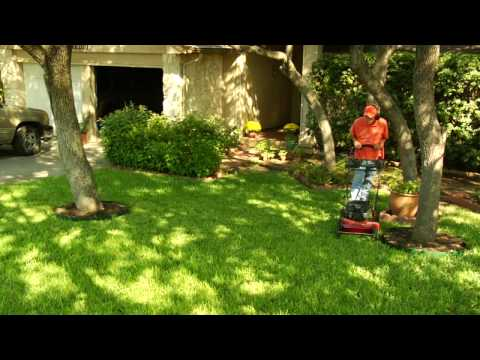 Lawn Care & Design : How to Mow Like a Professional Landscaper