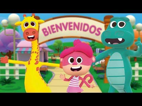 El Zoológico - Las Canciones del Zoo 2   El Reino Infantil
