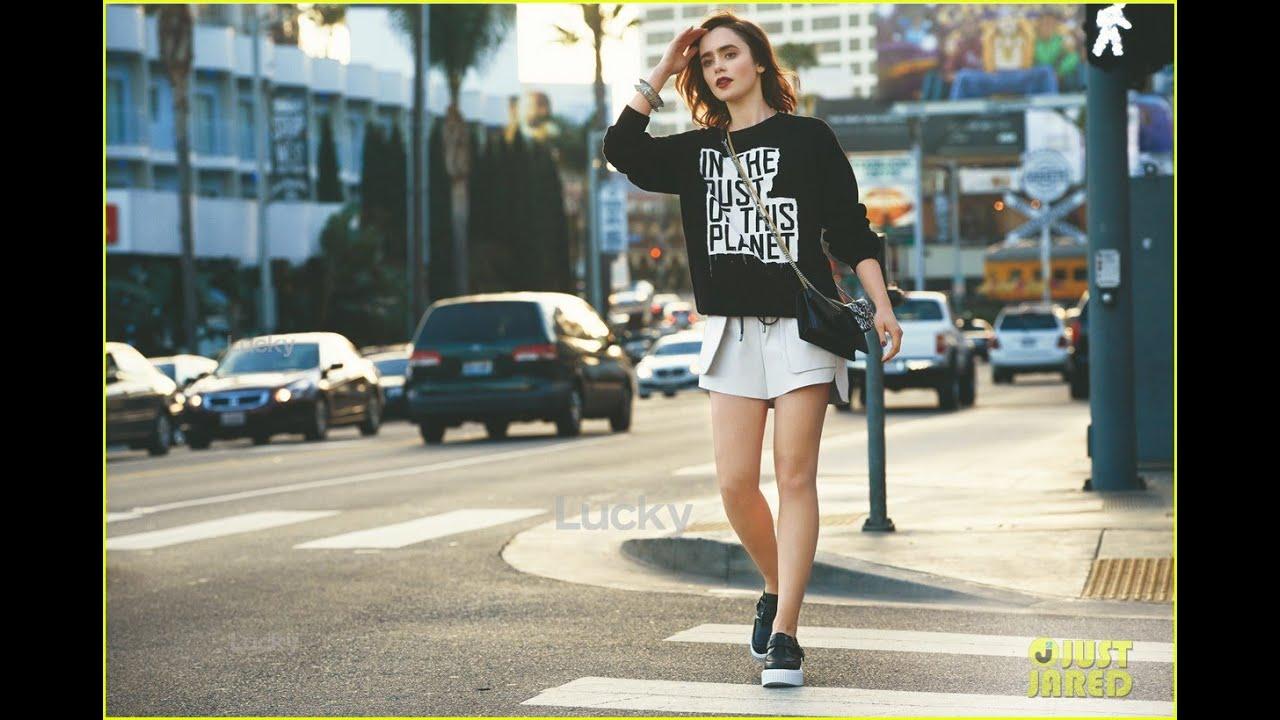 Lily Collins in ASOS Magazine - YouTube Taylor Lautner Imdb
