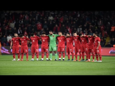 Soccer Fans Disrupt During Moment Of Silence For Paris