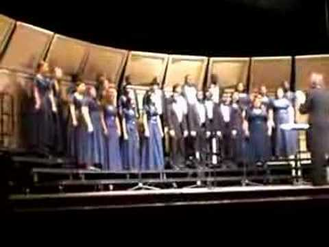 JPT Chamber Choir - The Cloths of Heaven & Ching-a-ring Chaw