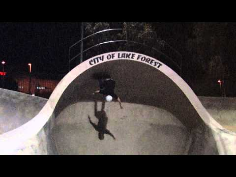 Highest Carve in the Cradle Contest - Etnies Skatepark Dec 13, 2013