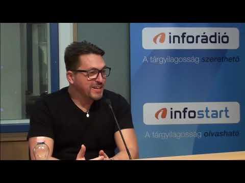 InfoRádió - Aréna - Kovács Ákos - 1. rész - 2019.12.05.